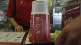 Parents protest McDonald's weight-loss documentary in schools