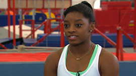 Olympic gymnastics hopeful Simone Biles shares her dreams with TODAY