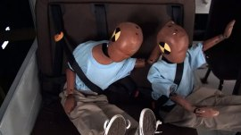 Feds: Every child should have a seat belt on the school bus