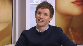 Eddie Redmayne shares why playing Lili in 'The Danish Girl' was a gift