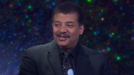 Neil deGrasse Tyson: Sex in space requires 'straps and things'