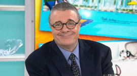 Nathan Lane dishes on dog Mabel's new book