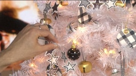 It's not too early to decorate your Christmas tree