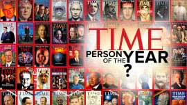 TIME Person of the Year finalists are…
