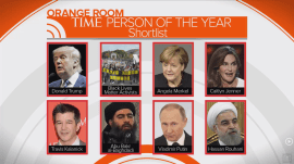 TIME magazine Person of the Year: TODAY viewers choose…