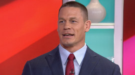 John Cena shows more of his funny side in 'Sisters': 'My mom is so proud'