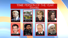 TODAY anchors handicap the TIME Person of the Year picks