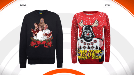 Are you caroling-Chewbacca-sweater excited for 'Star Wars'?