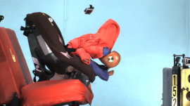 Car seat alert: A winter coat could endanger your child
