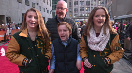 Savannah Guthrie pays it forward to a family coping with loss at holidays