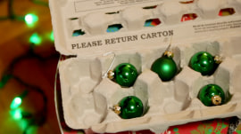 How to safely store Christmas decorations