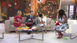 TODAY Anchors put their manners to the test with a holiday etiquette quiz