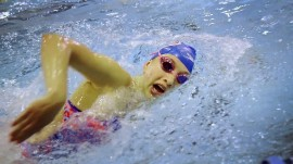 Olympic hopeful faces her biggest challenge: growing up