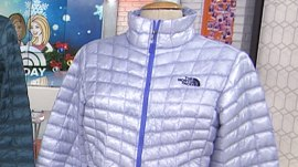 Give It Away is back! 5 viewers win North Face jackets
