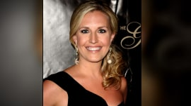 Pregnant CNN anchor Poppy Harlow faints on air, drawing concern online
