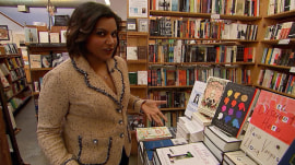 Mindy Kaling details her all-time favorite books: See her picks