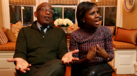 Al Roker, wife Deborah Roberts open up about love, compromise in new book