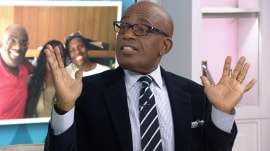 Al Roker drives like 'a little old lady,' wife Deborah Roberts reveals