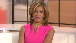 Hoda Kotb's new book shares 'Journeys That Show Us the Way'