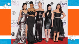 Who was best dressed at the People's Choice Awards?