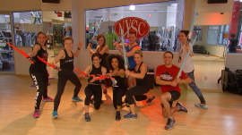 'Star Wars'-inspired fitness classes are real