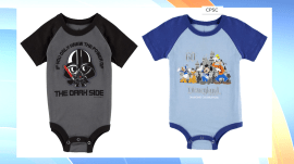 Disney recalls Darth Vader and anniversary onesies for choking hazard