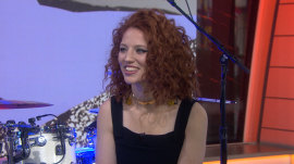 Jess Glynne talks about hit song 'Rather Be,' and new album