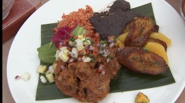 Prepare slow-roasted Yucatan pork from 'Too Hot Tamales'