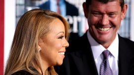 Mariah Carey is engaged to billionaire James Packer