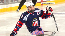 Meet Team USA's amazing sled hockey athletes