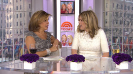 Hoda, Jenna share hilariously-sad stories of childhood potty accidents