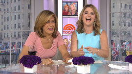 Hoda and Jenna find out how far they would make it on 'The Bachelor'