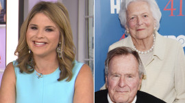 Jenna Bush Hager shares touching story of her grandparents' love