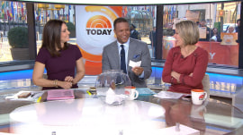 Watch Craig Melvin blush during 'Would You Rather' game