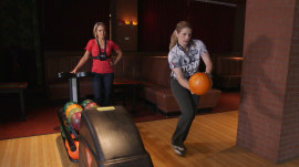 Strike! Go inside the rigorous world of pro women's bowling
