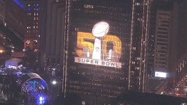 How to prepare a city for a Super Bowl