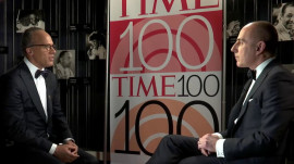 Time 100 honorees share their 'clean' jokes with Matt Lauer