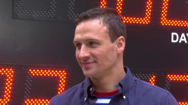 Ryan Lochte: I'm going to Rio Olympics as an underdog