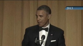Sneak peek at President Obama's final White House Correspondents' Dinner
