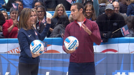 Dominate the sand with beach volleyball tips from Olympic stars