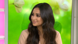 Shay Mitchell: Only Garry Marshall could get me in a bikini on screen