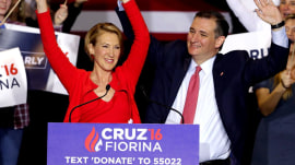 Donald Trump hammers Ted Cruz-Carly Fiorina ticket