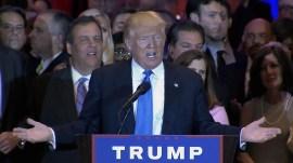 Donald Trump: I consider myself the 'presumptive nominee'