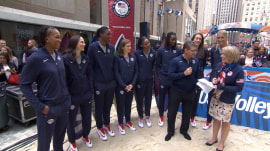 Meet the 'unbelievable women' of the 2016 US Women's Basketball Team