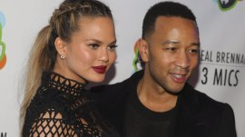 Chrissy Teigen slams back at mommy shamers after backlash for going out