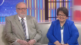 Husband, wife honored after 50 years of teaching theater