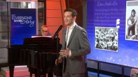 Broadway performer A.J. Shively sings 'Your Passion'