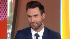 Adam Levine opens up about Prince, 'The Voice' and first-time fatherhood