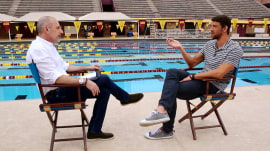 Michael Phelps on rehab, recovery and his hopes for an Olympic comeback