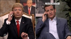 Ted Cruz jokes to Jimmy Fallon: I'll get 100 percent of New York vote